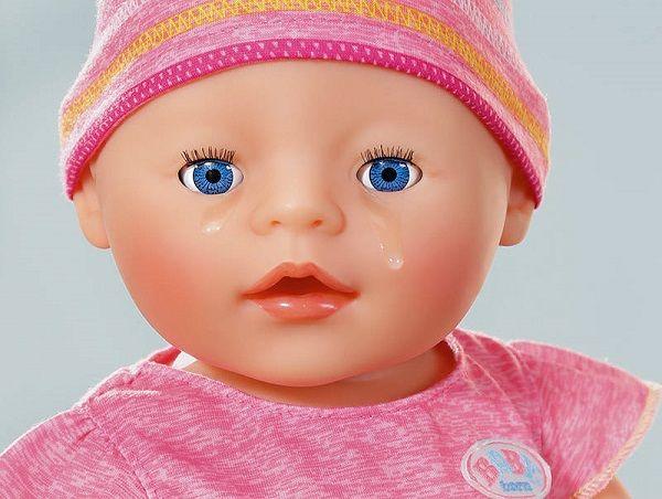 Baby Born Lalka interaktywna refresh